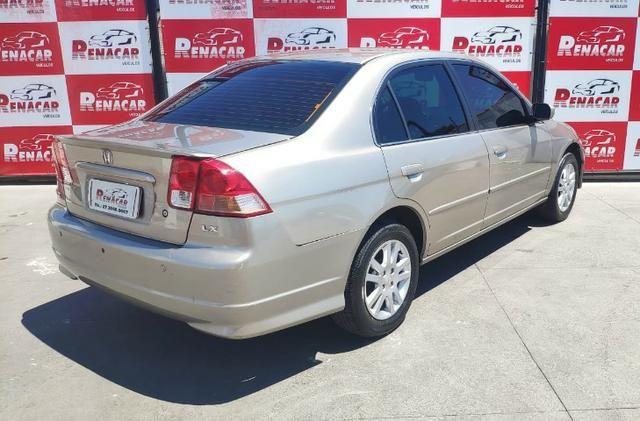 Honda civic 2006 automatico barato - Foto 12