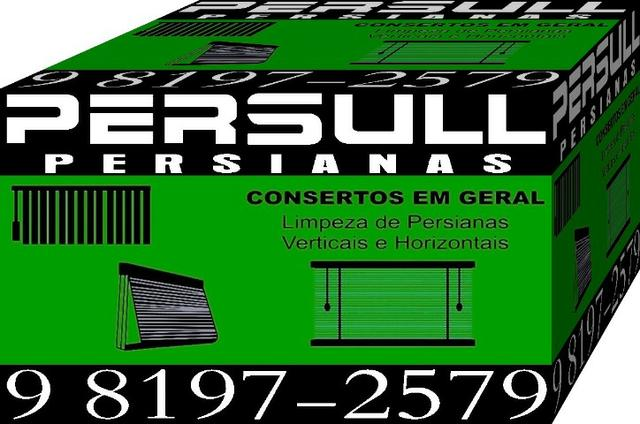 Conserto e limpeza de persianas - Foto 4