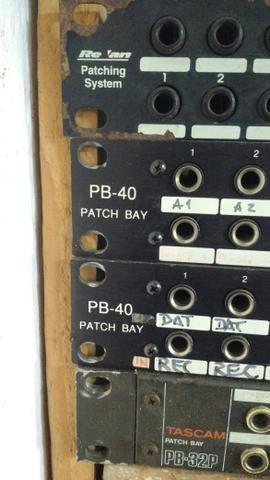 Patch bay - Foto 2