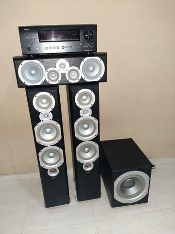Vendo aparelho de som para sala