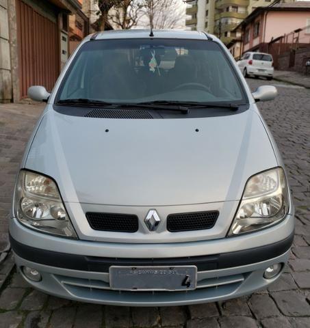 Renault Scénic Privilége 2.0 16V 2004 - Prata - Foto 2