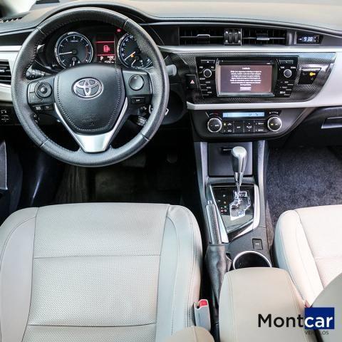 TOYOTA COROLLA 2014/2015 2.0 XEI 16V FLEX 4P AUTOMÁTICO - Foto 5