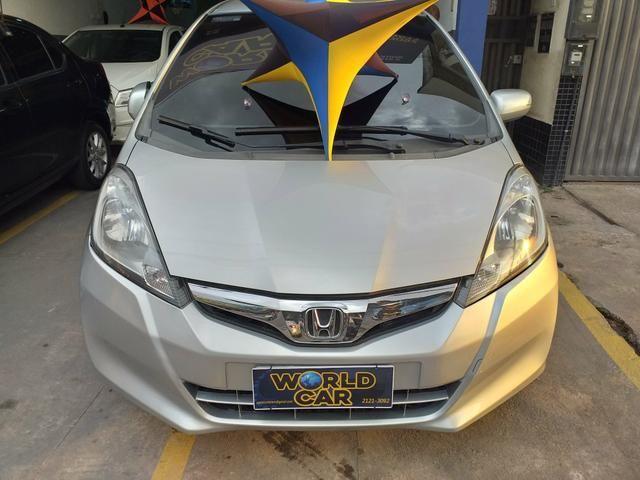 Honda fit 2014 1.5 Automático é Na World Car