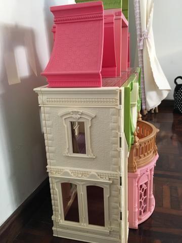 Casa de bonecas Fisher Price Importado - Foto 6