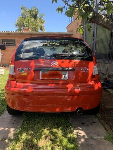 C3 Vermelho GLX 1.4 Flex 2011/2012 - Foto 3