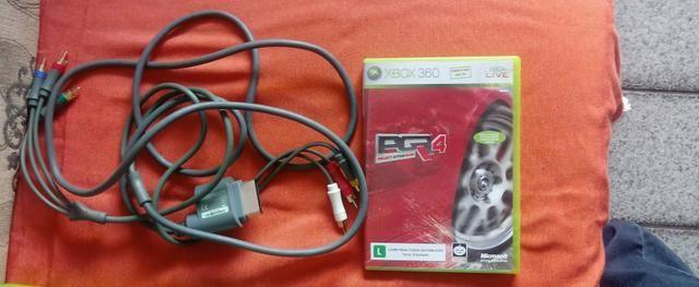 Kinect + jogos XBox360 - Foto 3