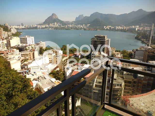 Apartamento à venda com 5 dormitórios em Lagoa, Rio de janeiro cod:LB5AP28814 - Foto 11