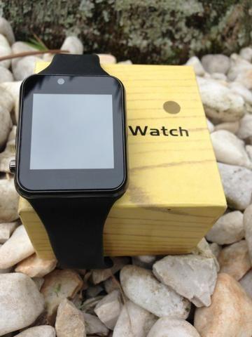 Relógio A1 Inteligente Bluetooth Android Whatsapp - Foto 3