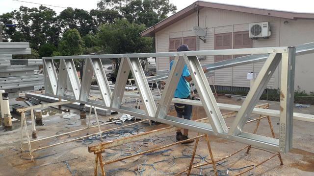 Pintura, drywall e steel frame - Foto 4