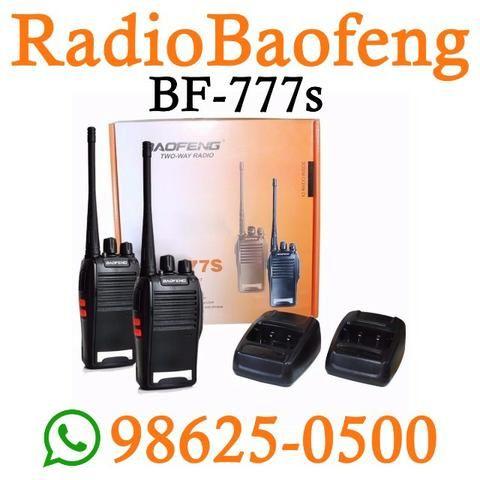 Rádio Baofeng WalkTalk Par (Entrega Grátis em Teresópolis)