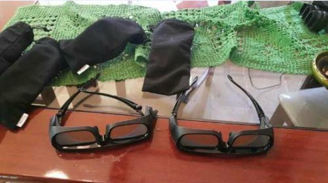 Oculos 3d Sony Bravia - 1 Par - Foto 4