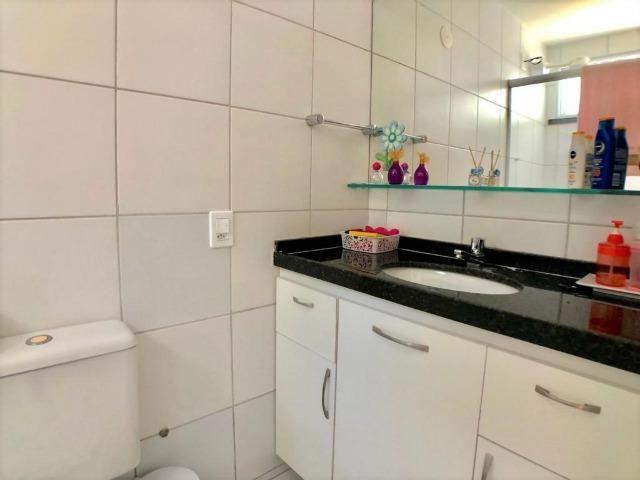 Casa no Condomínio Imperial 2 na Lagoa Redonda com 98m², 03 quartos e 02 vagas - CA0882 - Foto 4