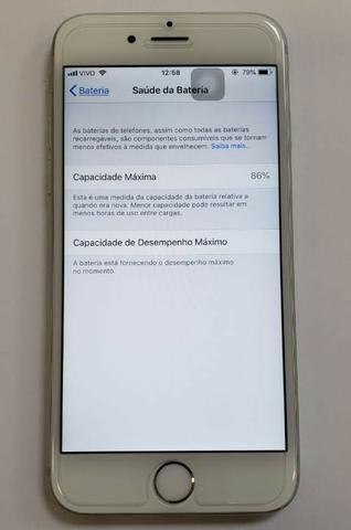 Iphone 6s - 16 GB Prata - Foto 2