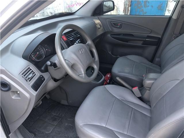 Hyundai Tucson 2.0 mpfi gls 16v 143cv 2wd flex 4p automático - Foto 6