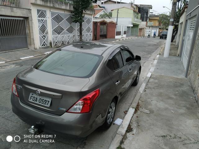 Nissan Versa S 1.6 16v 2014 (venda e troca) - Foto 6