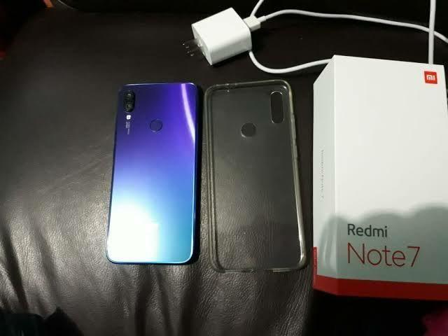 Redmin note 7