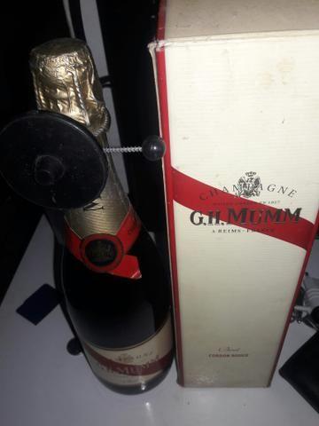 Champanhe MUMM