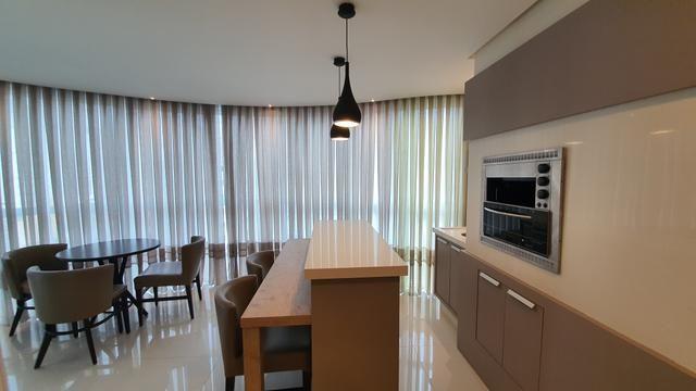 Aluga apartamento 3 suítes centro Balneário Camboriú - Foto 5