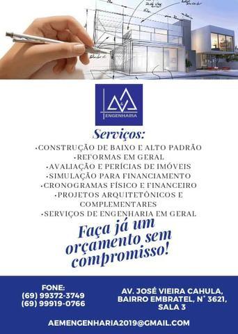 A&M - Engenharia (Serviços de Engenharia e Construção Civil)