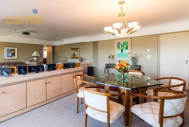 Apartamento à venda no springfield no batel em curitiba - ap0010 - Foto 3