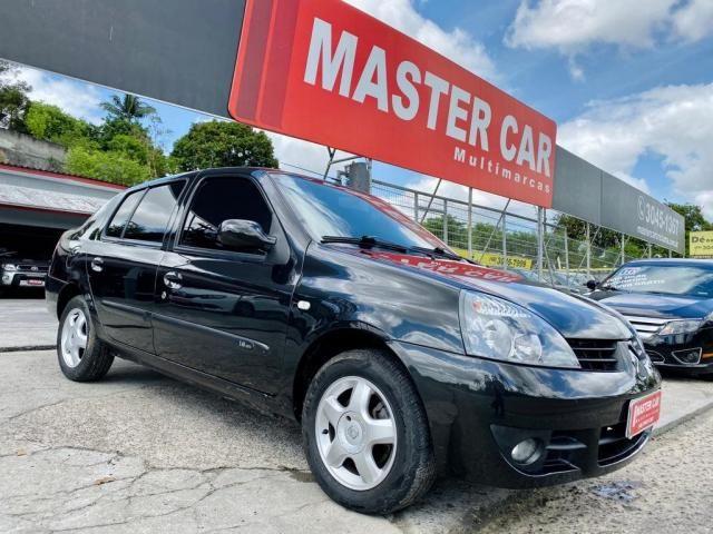 RENAULT CLIO 2008/2009 1.6 PRIVILÉGE SEDAN 16V FLEX 4P MANUAL