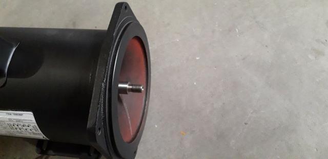Motor Monofasico 1 Hp Alta Rotação 220/440v - Foto 2