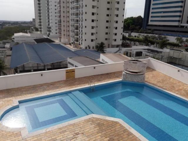 Ed. Maison Blanche - Umarizal Excelente Apartamento com 107m², 3/4, 1 vaga