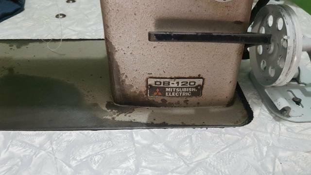 Máquina de costura industrial Mitsubishi Db120