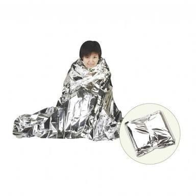 Cobertor De Emergência Guepardo Aluminizado