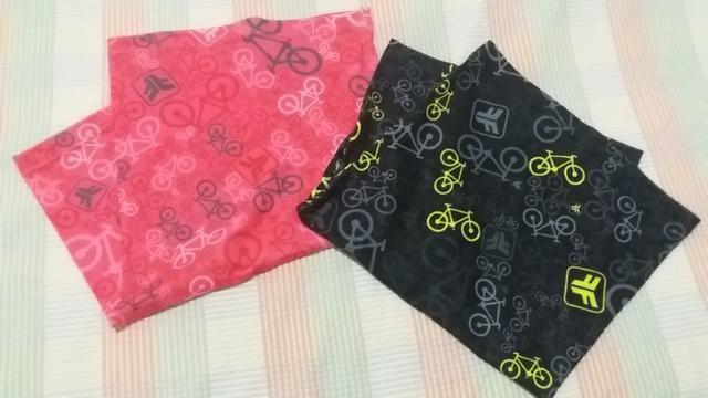 Capacete Atrio Pro - Adulto e bandanas de ciclismo Free Force multiuso