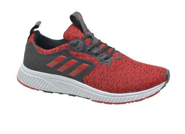 Tênis Adidas vermelho, n. 41