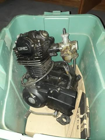 Motor OHC Moto