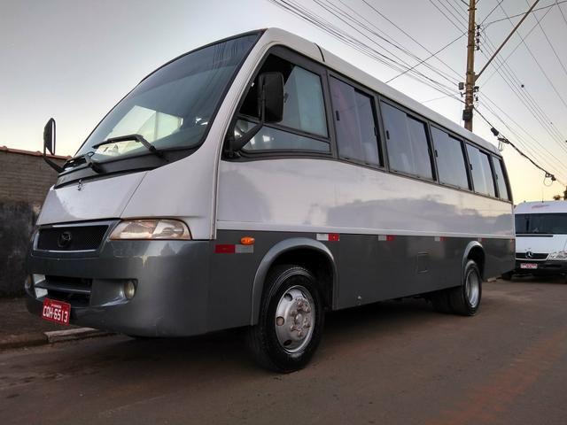 Micro Ônibus Rodoviário Volare A8 | Ano 2002 | Com Ar Condicionado