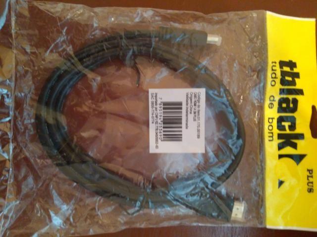 Cabo HDMI lote com 50 cabos