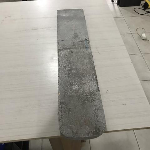 Chapa de alumínio para manga de camisetas para mesa de serigrafia estamparia