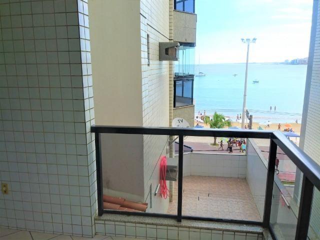 Apartamento Temporada Ed. Frente para o Mar Praia do Morro Guarapari até 10 Pessoas - Foto 8
