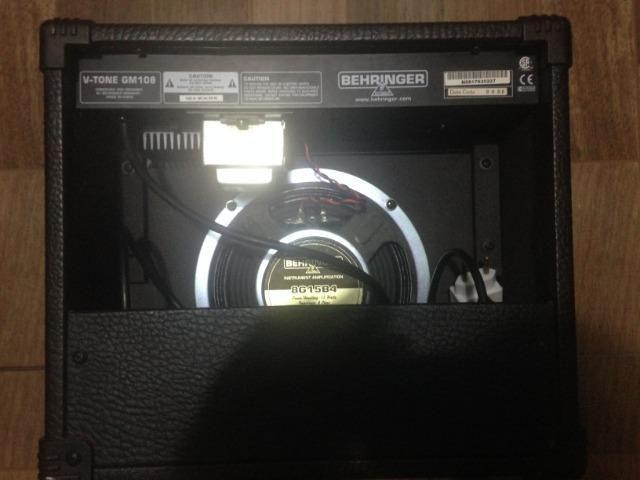 Amplificador GM108 15 watts