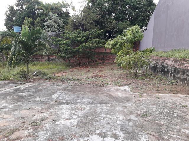 Terreno no Parque 10 Shangrila 4 de 12x25