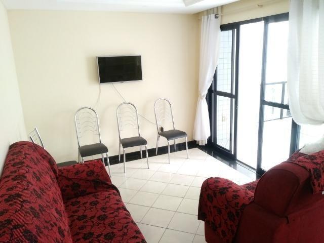 Apartamento Temporada Ed. Frente para o Mar Praia do Morro Guarapari até 10 Pessoas - Foto 6