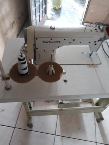 Máquina Industrial Reta da Siruba