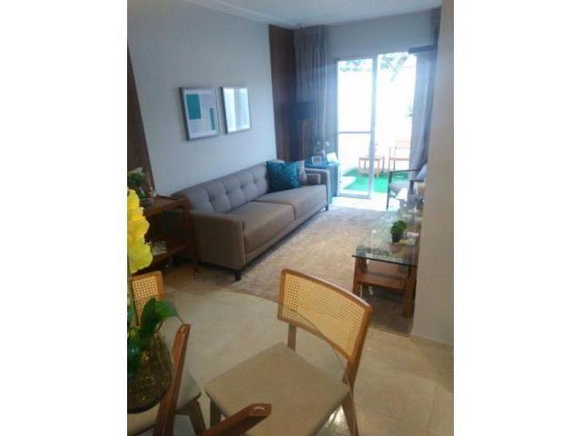Apartamento, Naturalis, ( Garden) quintal, 2Q sala ampliada 2 ambientes