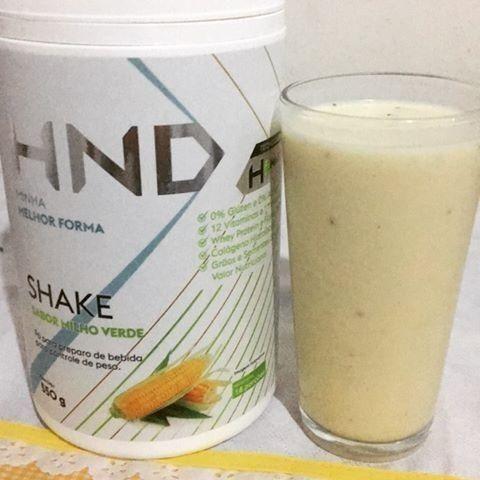 Venda de Shake de Milho Verde - R$ 40,00