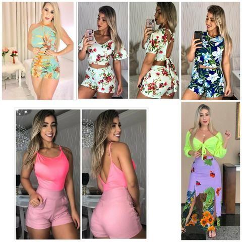 3336793d5 Atacado roupas femininas vestidos conjuntos macacao revenda - Roupas ...