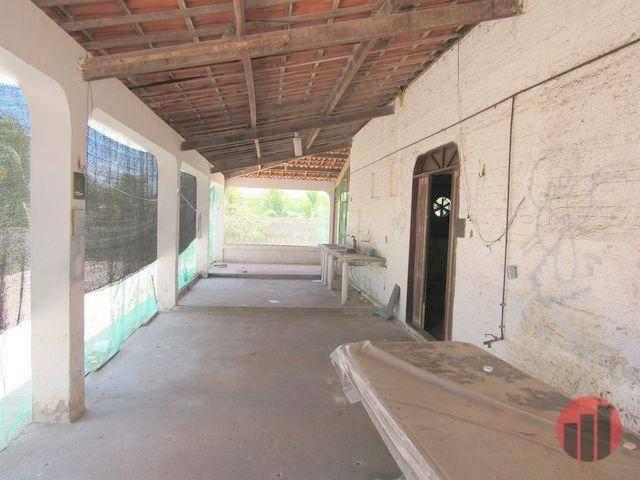 Casa com 4 dormitórios para alugar, 300 m² por R$ 1.500,00 - Pecém - São Gonçalo do Amaran - Foto 17