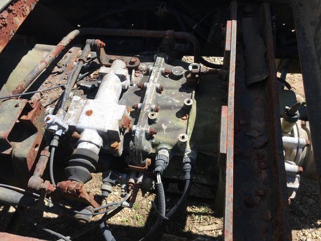 Mercedes 2423 sucata peças - Foto 4