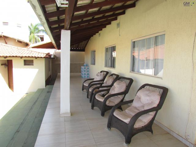 Casa a venda / condomínio vivendas colorado i / 04 quartos / piscina / churrasqueira - Foto 5