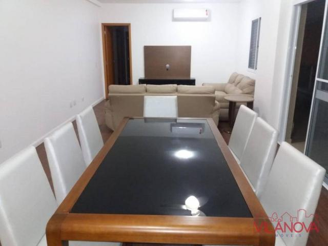 Apartamento com 3 dormitórios à venda, 130 m² por r$ 1.000.000,00 - altos do esplanada - s - Foto 9