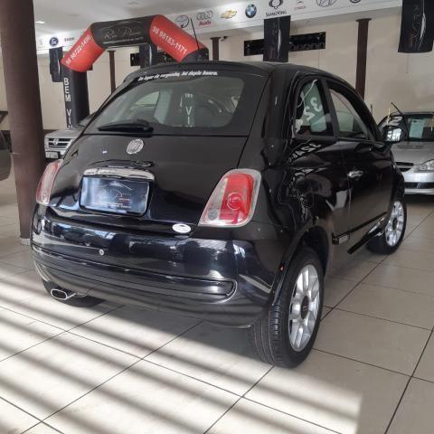 Fiat 500 1.4 Cult 11/12 - Troco e Financio! - Foto 6