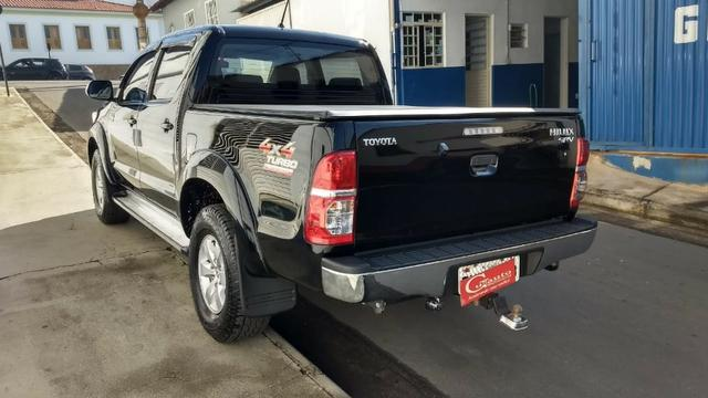 Toyota Hilux SRV 4x4 3.0 Diesel Aut - Foto 5