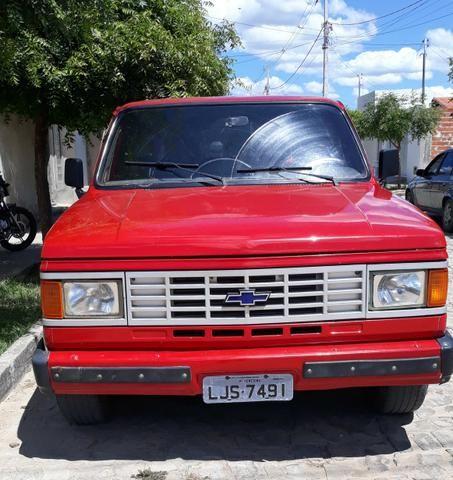 D 20 Veraneio -12 Lugares + bagageiro/Diesel - Motor Pericles 4cc /1991 -Ar Condicionado - Foto 6